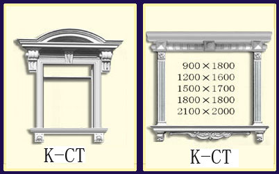上海湘楚建筑装饰工程有限公司作为石膏线与grc行业的知名企业